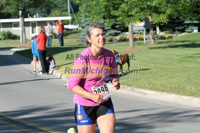 10K at 6.1 Mile Mark Gallery 1 - 2014 Boyne City Independence Day Run