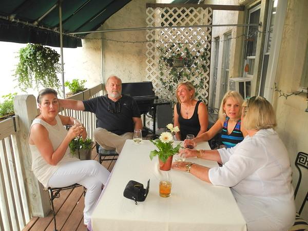 Villanova 45th Reunion & Dinner - Family Photos