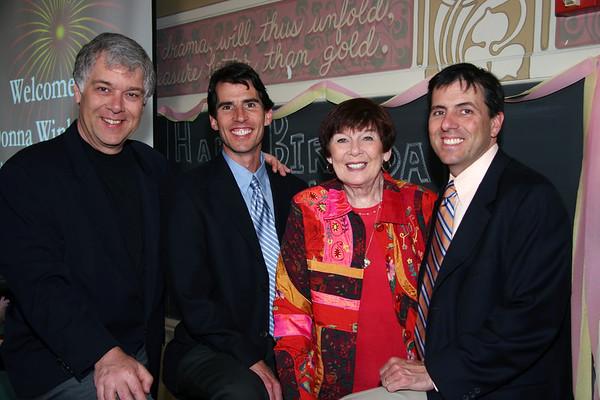 Donna's 75th Birthday Celebration