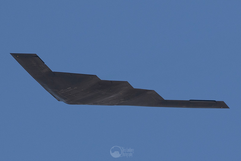 B-2 Spirit - Spirit of South Carolina