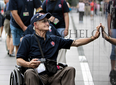 Honor Flight 5 part 5 Korean Memorial