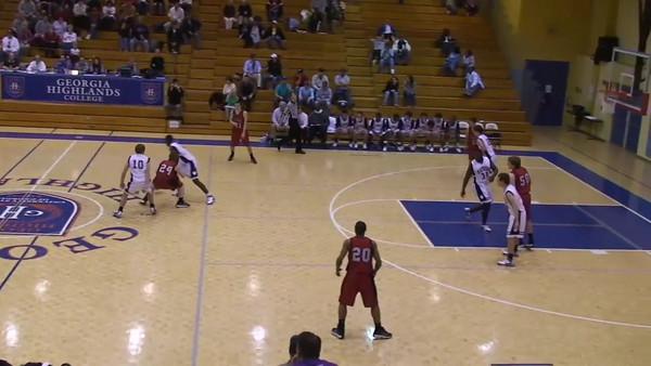 2-13-2008 Darlington vs Sonoraville Region Tournament video