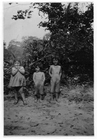 1957- Anita Pereira, Zelinha Adalberto e Belinha Medeiros