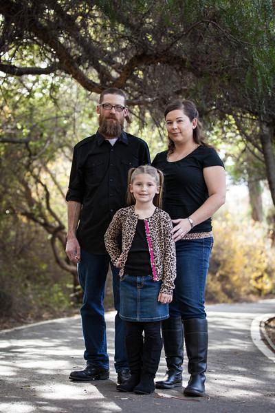 Higley Family 2013