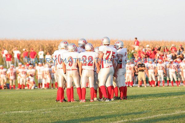 Lawson Football vs Midbuc Varsity 07 1st half