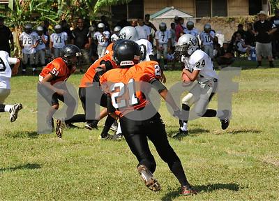 """09-11-10 Manoa Paniolo """"vs"""" Kapahulu Radiers (18-0)"""