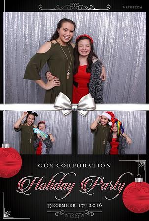 GCX Corporation Holiday Party