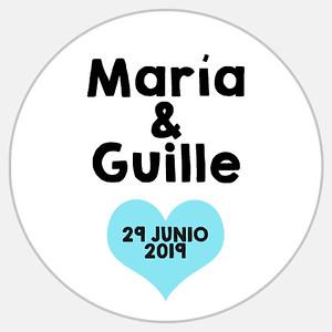 María & Guille