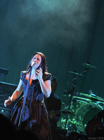 Evanescence - Tower Theater - Upper Darby, PA - 11/02/17