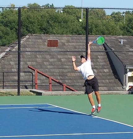 Boys Tennis v Center Grove (8/20/20)