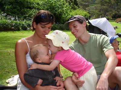 2009-01-18 Aquarium with Sarah
