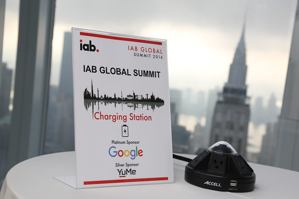IAB Global Summit 2016