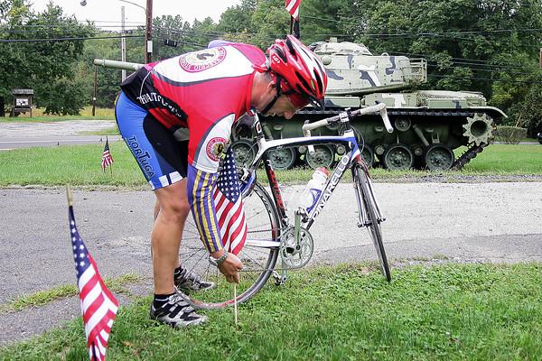 Viet Vets 590 remember 9/11