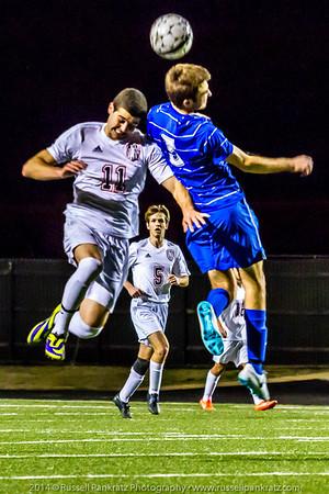 2/21/2014 Chaps' Boys Varsity Soccer vs. Bowie