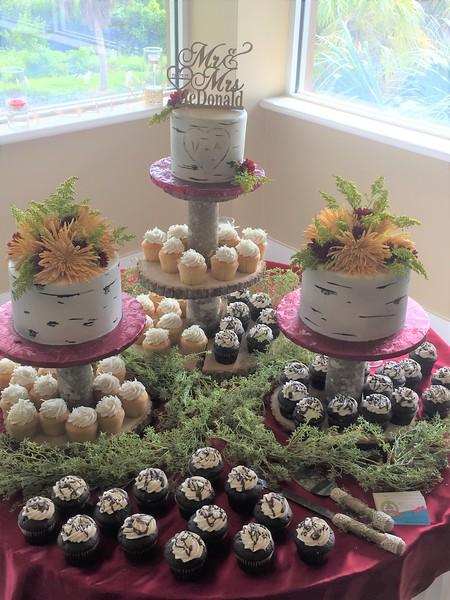 Wedding Desserts / Cupcakes