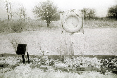 B&W Infra-Red Photographs