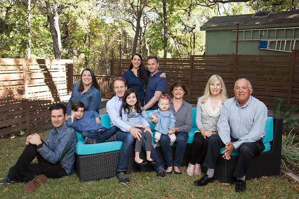 Craig Armstrong Family 2017