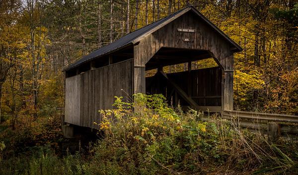 Mount Abraham & Covered Bridges