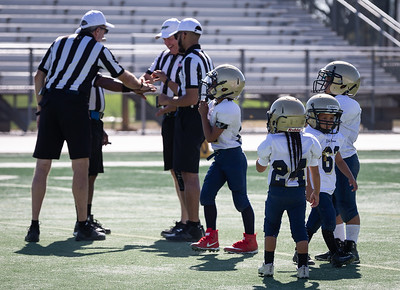 Elk Grove Jr PeeWee vs Franklin 2018