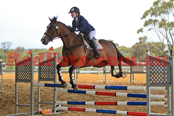 2014 10 18 Swan River Horse Trials ShowJumping EvA95
