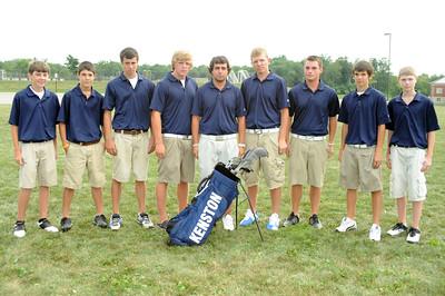 Boys Golf Individuals