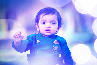 Happy 1st Birthday Tanmay