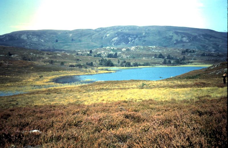 1959-9-6 (6) Mountains @ Loch Milton, West of Loch Ness, Scotland.JPG