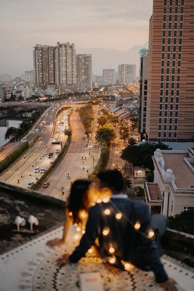 T&C   Engagement in Saigon city