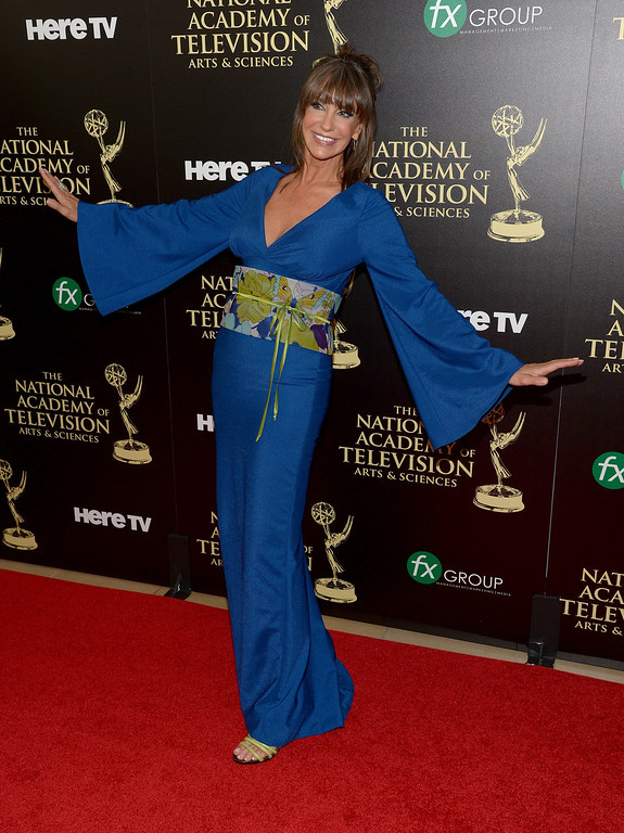 . Actress Jess Walton attends The 41st Annual Daytime Emmy Awards at The Beverly Hilton Hotel on June 22, 2014 in Beverly Hills, California.  (Photo by Jason Kempin/Getty Images)