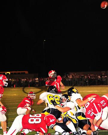 WHS/JHS Football #1 2011