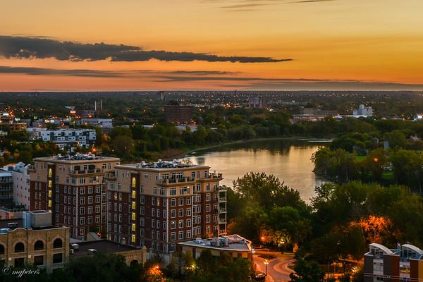 Winnipeg Staycation Sept 2015
