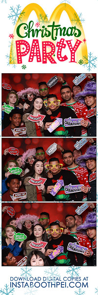 McDonald's Christmas Party 2018 (December 5, 2018)