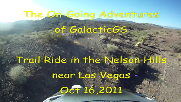 Nelson Hills (near Las Vegas)