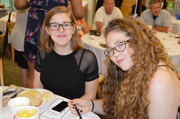 Upper School Athletic Banquet