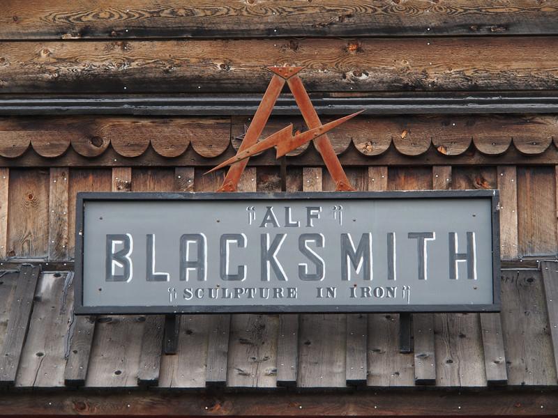 bv blacksmith