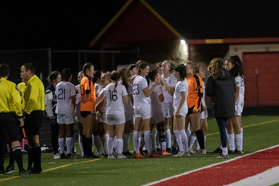 2018-11-06 -- Twinsburg Girls Varsity Soccer vs Strongsville Girls Varsity Soccer