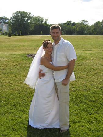 Jim & Bekah's Wedding Reception - June 26, 2004