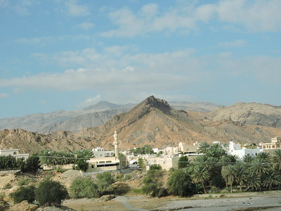 From Muscat to Sharqiya (Wahiba) Sands