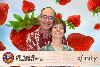 5.18.2019 - Xfinity - Strawberry Festival