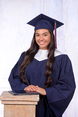Cap and Gown - Jordenne