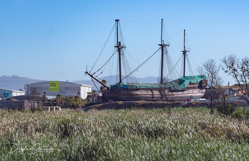Pirate Ship at Cape Town Film Studios