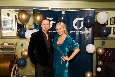 Donnie's Birthday Party M&G