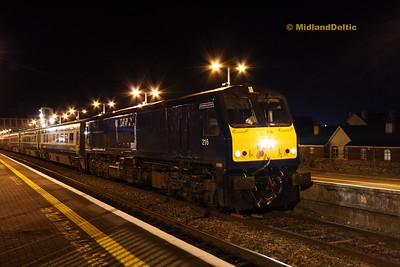 Portlaoise (Rail), 28-01-2017