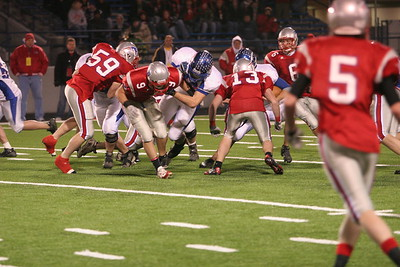 Liberty Benton Football 2007 - part 4