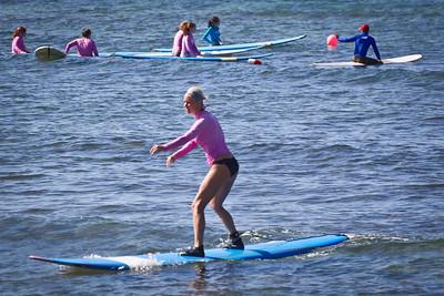 Maui 2012 Surfing