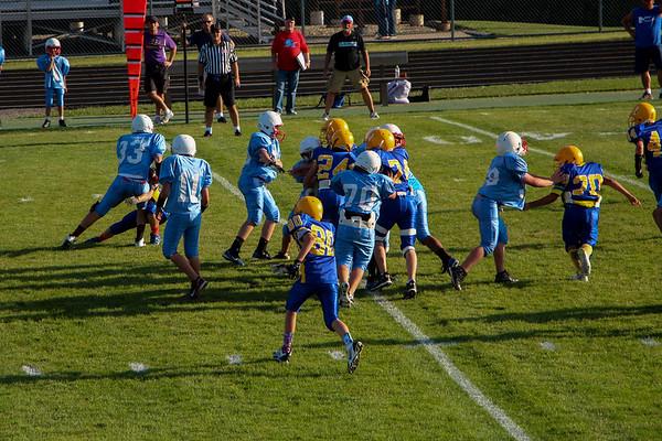2013 AMS Football vs Lakeland