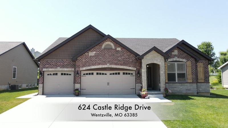 624 Castle Ridge Drive
