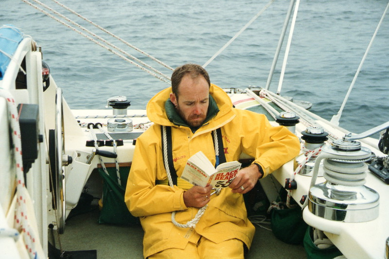 Quiet time on Bass Strait_1.JPG