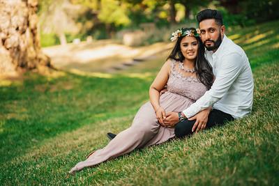 Navinder Maternity Photoshoot