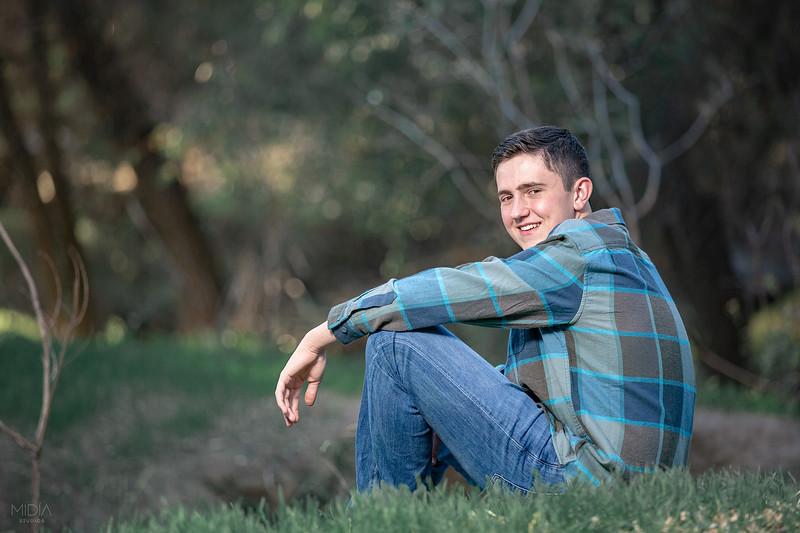 2018-10-18 Ethan Davidson's Senior Portraits